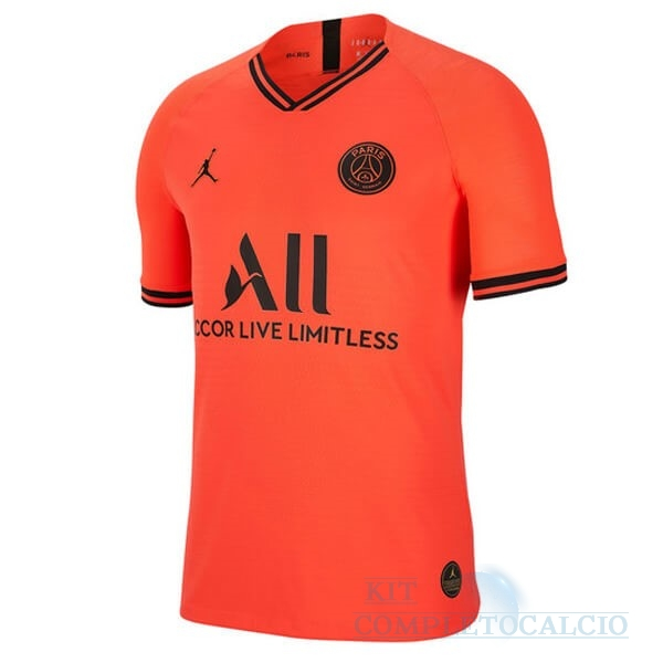 Thailandia Away Paris Saint Germain 2019 2020 Oroange Maglie Calcio Thailandia